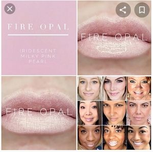 Lipsense Lasting Lip Color-Fire Opal